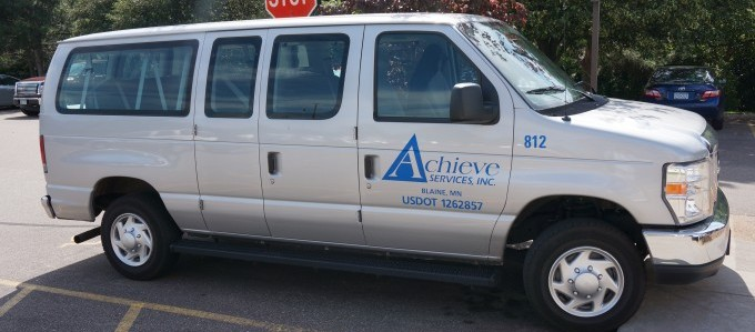 Transportation Van for Achieve Services, Inc.