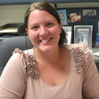 Lindsey Johnson, Program Supervisor at Achieve Services, Inc.