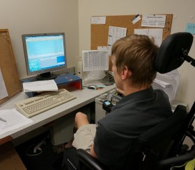 Jameson Crawford, Achieve Services, Inc. - Hire People with Disabilities