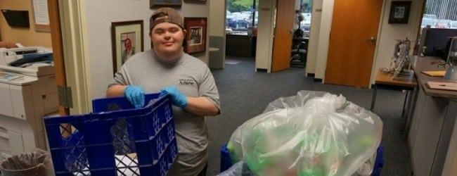 Matt Grieser - Recycling - Achieve Services, Inc.