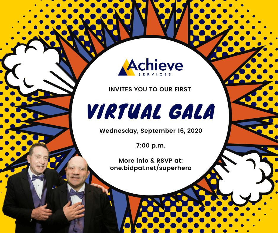 General Invite for 2020 Gala
